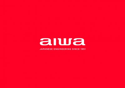 Aiwa Europe: Spot «Legacy of sound» para IFA 2019
