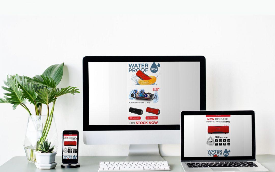 Estrategia Email Marketing para Aiwa
